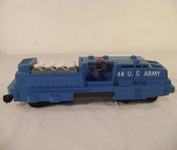 240: ABT: Lionel #44 US Army Missile Launcher/OB - 5