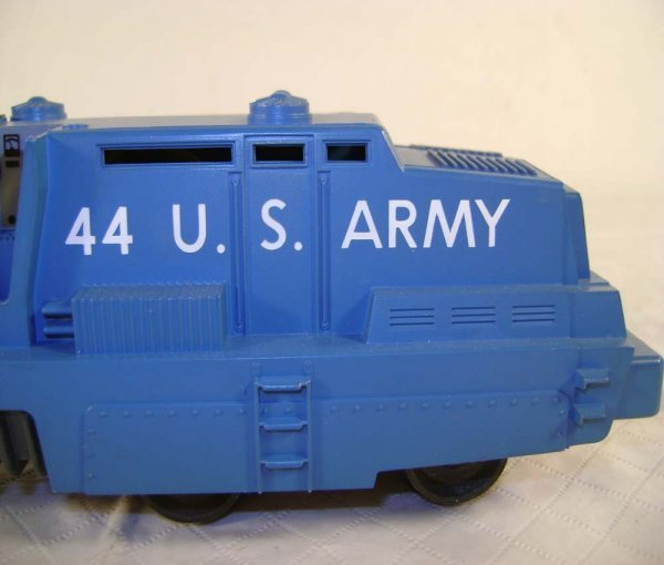 240: ABT: Lionel #44 US Army Missile Launcher/OB - 8