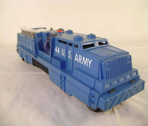 240: ABT: Lionel #44 US Army Missile Launcher/OB - 9