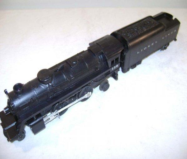 247: ABT: Lionel #239 Steam Engine & #242T Tender