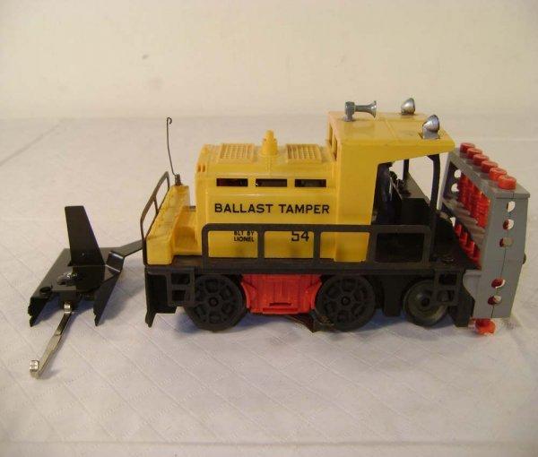 248: ABT: Lionel #54 Motorized Ballast Tamper