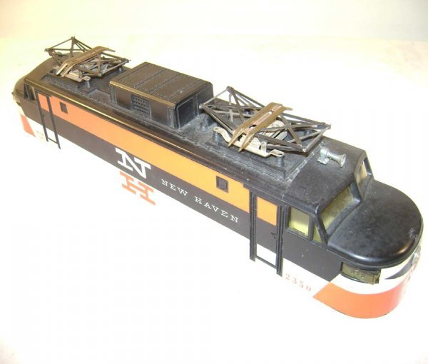 450: ABT: Scarce Lionel #2350 Painted-Nose NH Cab