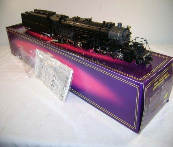 790: ABT: MTH #MT-3010L B&O Y-3 #7032 2-8-8-2 Mallet /
