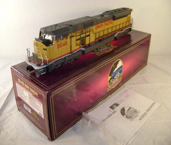792: ABT: MTH #20-2191-1 UP SD-90 (8048) Diesel/OB