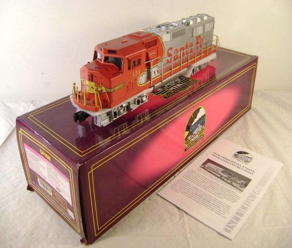 793: ABT: MTH #20-2180-1 SF GP60M (131) Diesel/OB