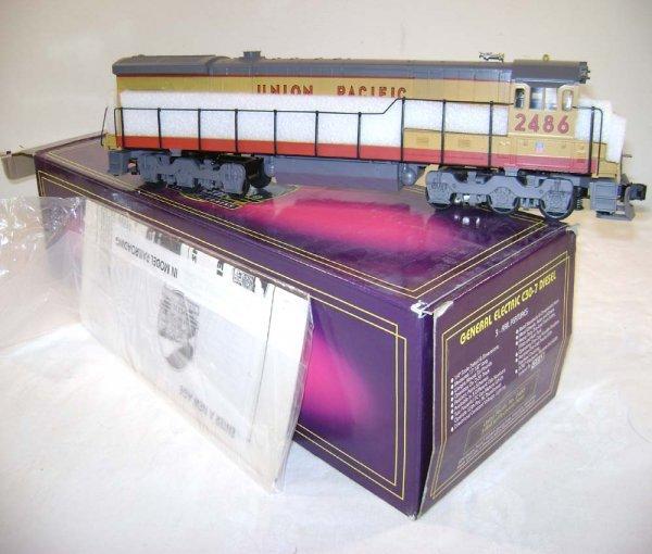 802: ABT: MTH #2486 UP GE (2486) C30-7 Diesel/OB