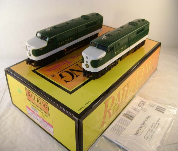 803: ABT: MTH #30-2151-1 Southern Alco AA Set/OB