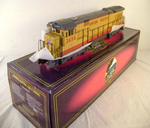 813: ABT: MTH #2486 Union Pacific C30-7 Diesel/OB