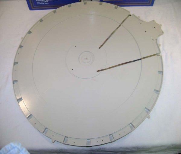 1018: ABT: Great Atlas #6910 O Gauge Turntable/OB - 5