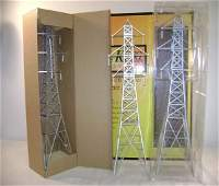 1057 ABT MTH 301056 High Tension Tower Set OB