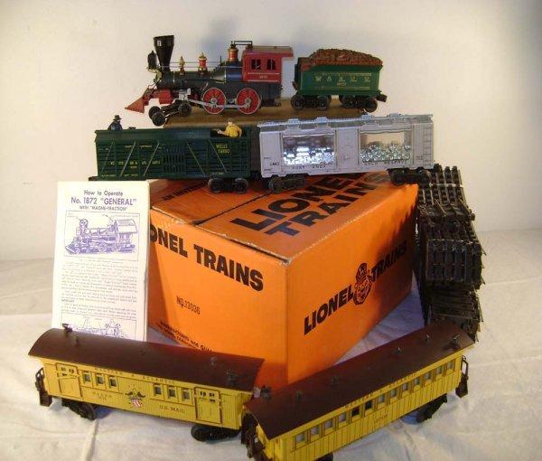 890: ABT: Lionel #13036 General Plainsman Set /OB