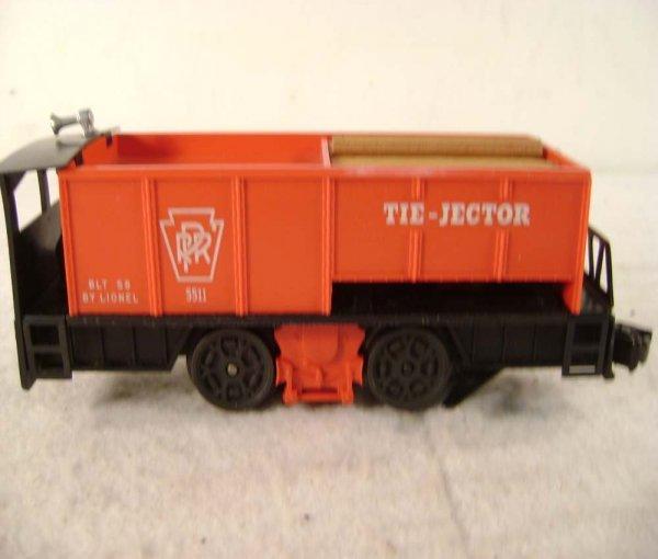5: ABT: Scarce Lionel #55 Tie Jector Unit/Slot Variatio - 2