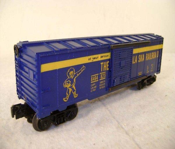 10: ABT: Lionel #6464-825 Alaska Type IV Box Car