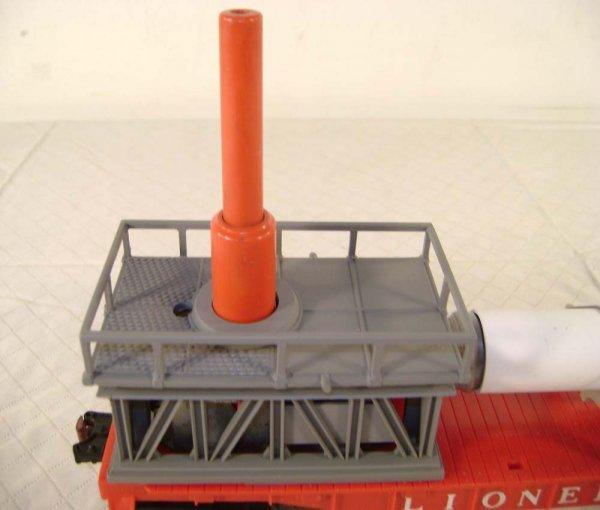 17: ABT: Lionel #3413 Mercury Capsule Launching Car - 10