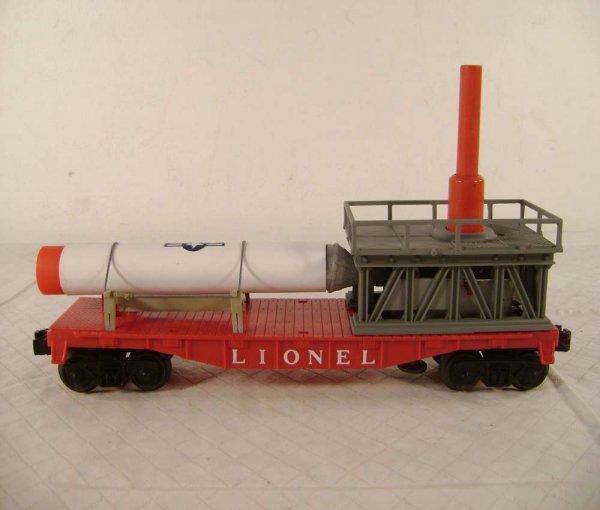 17: ABT: Lionel #3413 Mercury Capsule Launching Car - 2