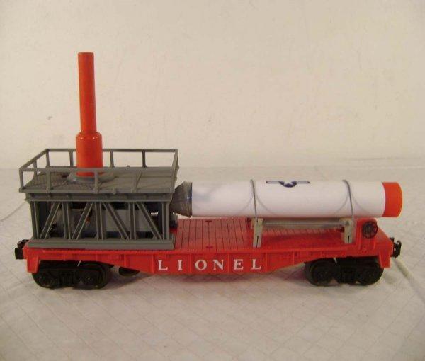 17: ABT: Lionel #3413 Mercury Capsule Launching Car - 3