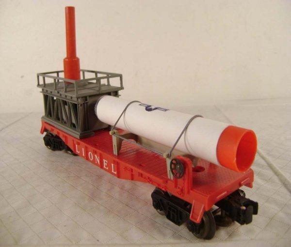 17: ABT: Lionel #3413 Mercury Capsule Launching Car - 4