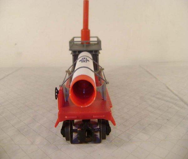 17: ABT: Lionel #3413 Mercury Capsule Launching Car - 6