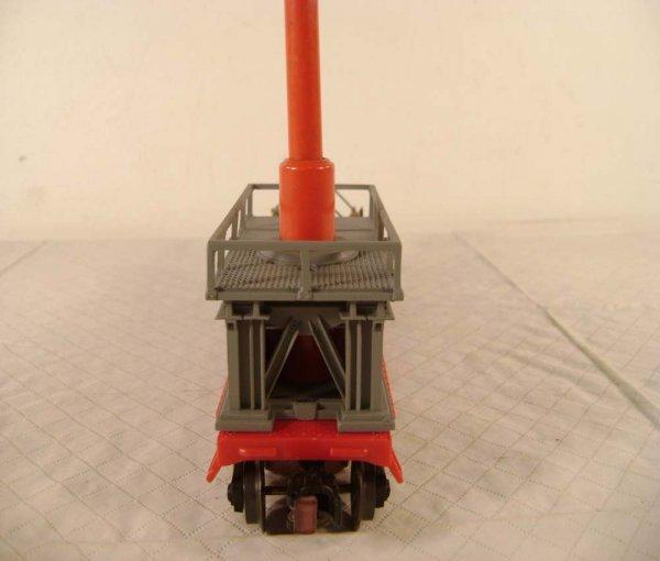 17: ABT: Lionel #3413 Mercury Capsule Launching Car - 9