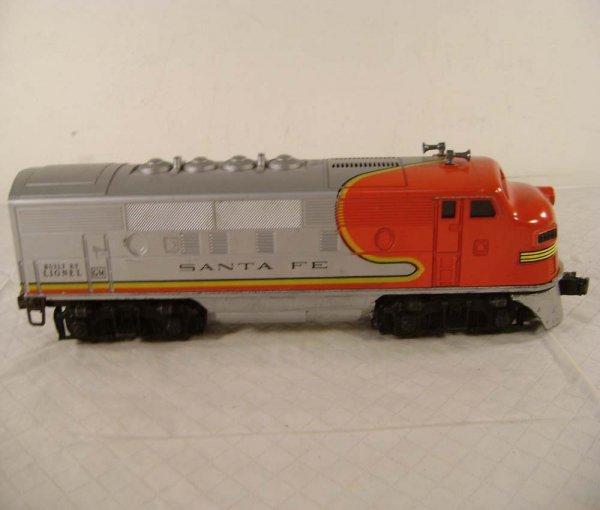 20: ABT: Lionel #2383 Santa Fe F-3 AA Diesels - 5