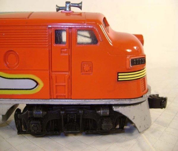 20: ABT: Lionel #2383 Santa Fe F-3 AA Diesels - 6