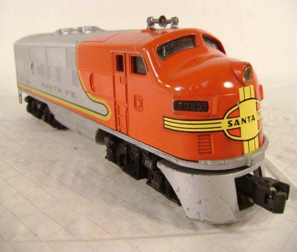 20: ABT: Lionel #2383 Santa Fe F-3 AA Diesels - 8