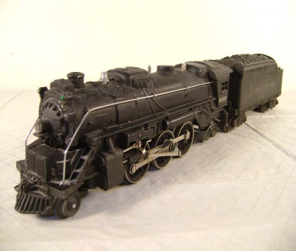 23: ABT: Lionel #2026/#2466WX Engine & Whistle Tender