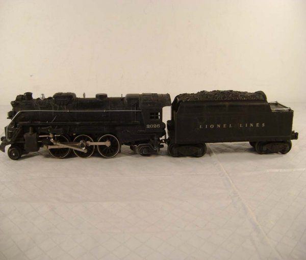 23: ABT: Lionel #2026/#2466WX Engine & Whistle Tender - 2