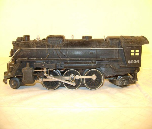 23: ABT: Lionel #2026/#2466WX Engine & Whistle Tender - 3