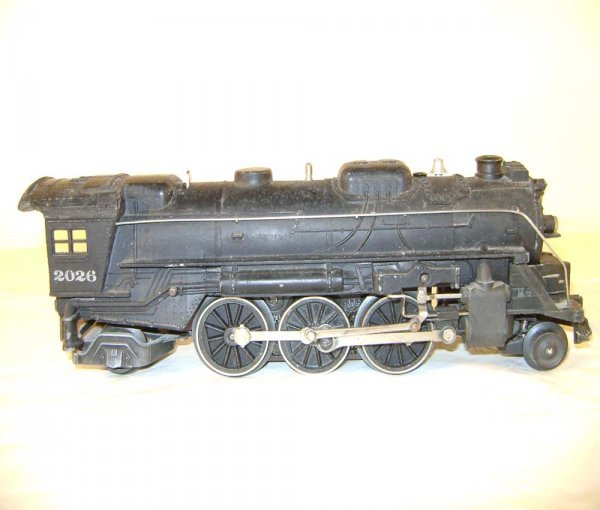 23: ABT: Lionel #2026/#2466WX Engine & Whistle Tender - 4