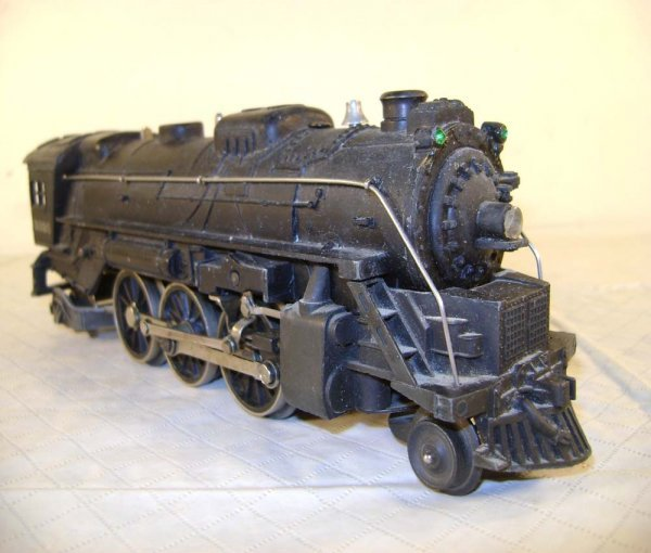 23: ABT: Lionel #2026/#2466WX Engine & Whistle Tender - 5