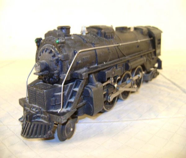 23: ABT: Lionel #2026/#2466WX Engine & Whistle Tender - 6