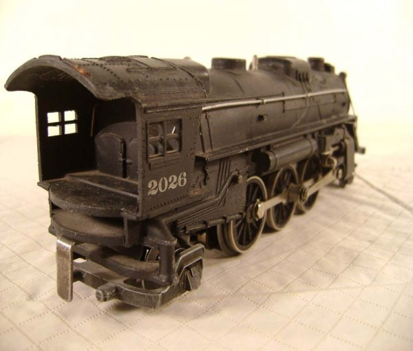 23: ABT: Lionel #2026/#2466WX Engine & Whistle Tender - 9