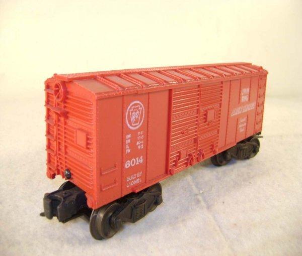 81: ABT: Lionel #6014 Chun King Orient Express Box Car