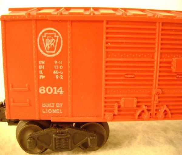 81: ABT: Lionel #6014 Chun King Orient Express Box Car - 3