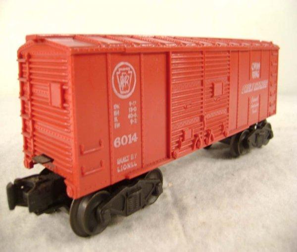81: ABT: Lionel #6014 Chun King Orient Express Box Car - 8