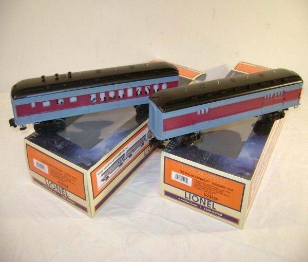 402: ABT: Mint Lionel #25134 Polar Express Add-Ons/ Obs