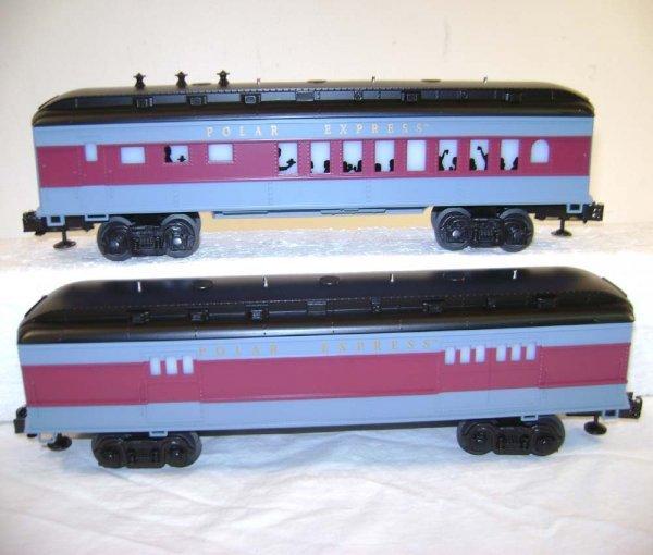 402: ABT: Mint Lionel #25134 Polar Express Add-Ons/ Obs - 2