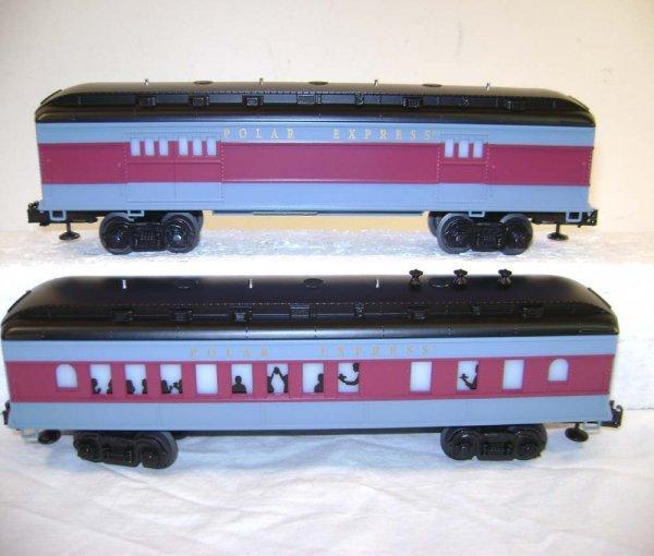 402: ABT: Mint Lionel #25134 Polar Express Add-Ons/ Obs - 3
