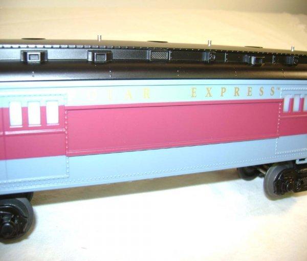 402: ABT: Mint Lionel #25134 Polar Express Add-Ons/ Obs - 7