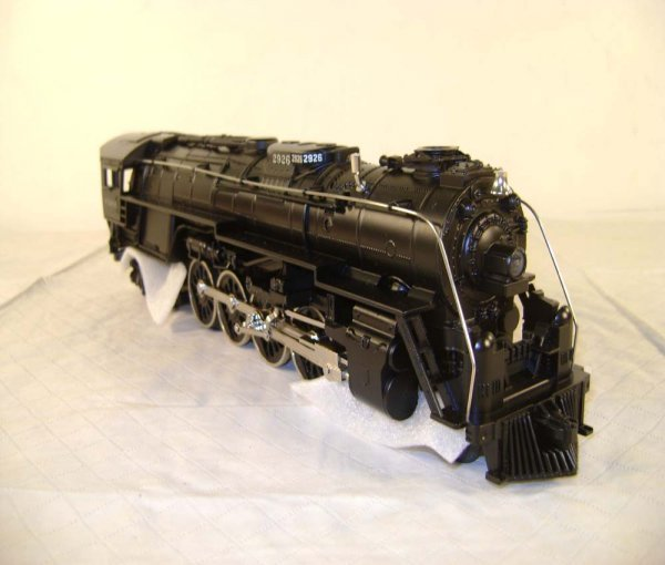 406: ABT: MTH #30-1140-1 SF 4-8-4 #2926 Northern & Tend - 5