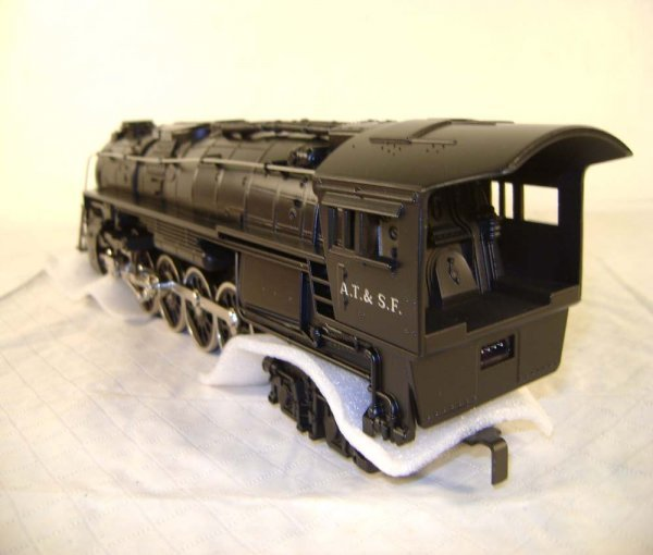 406: ABT: MTH #30-1140-1 SF 4-8-4 #2926 Northern & Tend - 8