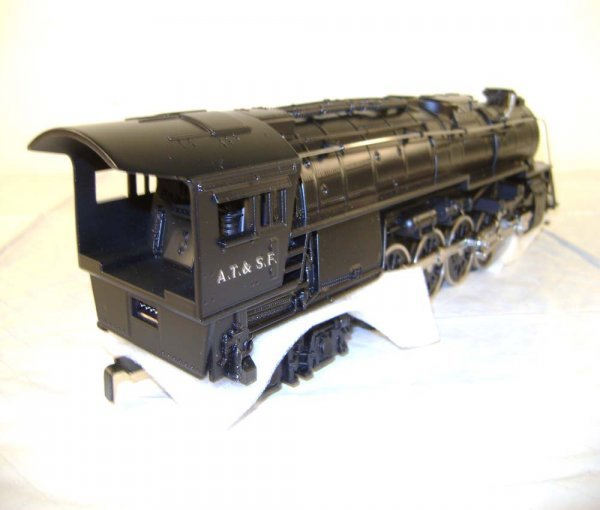 406: ABT: MTH #30-1140-1 SF 4-8-4 #2926 Northern & Tend - 9
