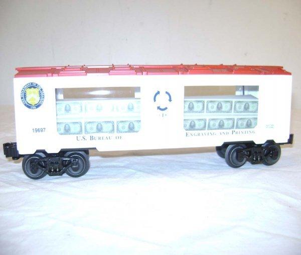 408: ABT: 5 Mint Lionel Mint Bullion Cars/OBs II - 2