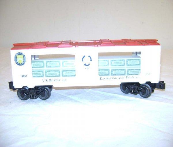 408: ABT: 5 Mint Lionel Mint Bullion Cars/OBs II - 3