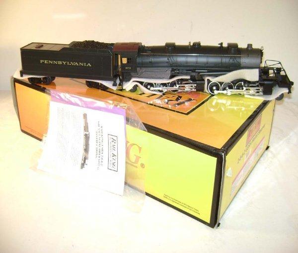 411: ABT: MTH #30-1156-1 Pennsylvania Mallet Steam Engi