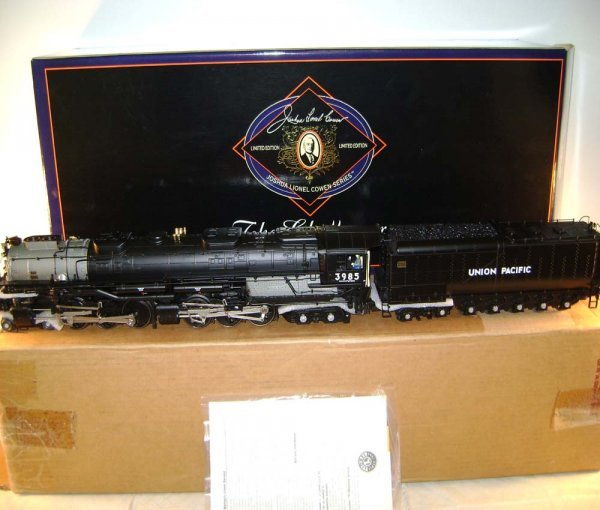 525: ABT: Lionel Cohen Series #28064 Union Pacific (398
