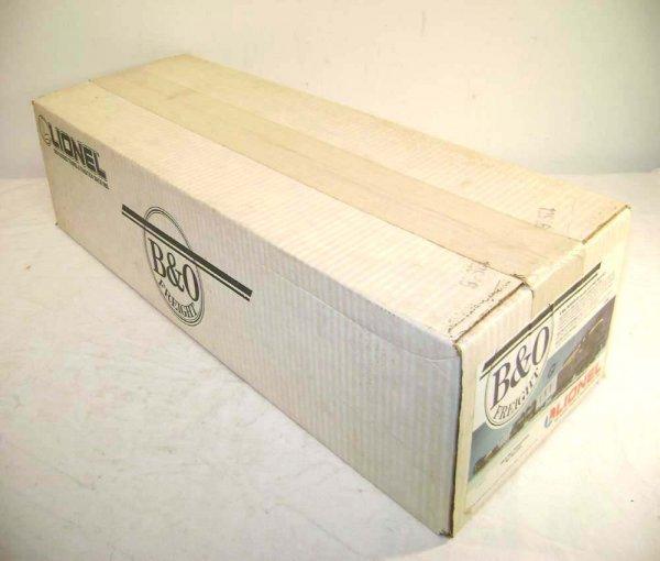 1051: ABT: Mint/Sealed Lionel #1652 B&O Diesel SSS Work