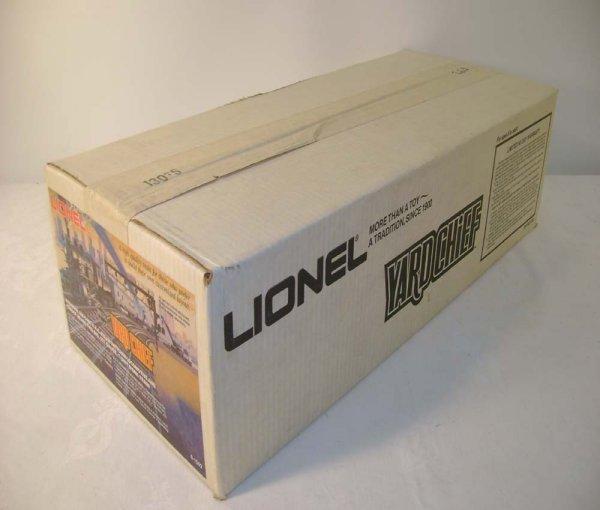 1052: ABT: Mint/Sealed Lionel #1502 NYC Yard Chief Set/