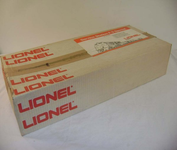 1055: ABT: Mint/Sealed Lionel #1450 D&RG F-3 SSS Freigh